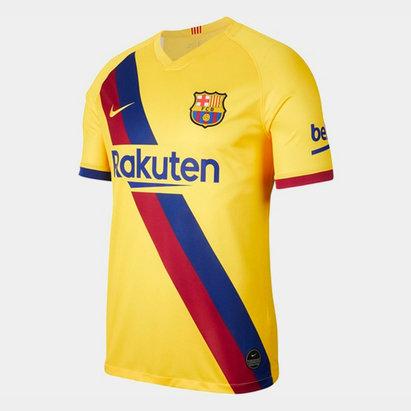 Nike FC Barcelona 19/20 Away Replica Football Shirt