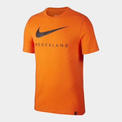 Nike Netherlands T Shirt 2020 Mens