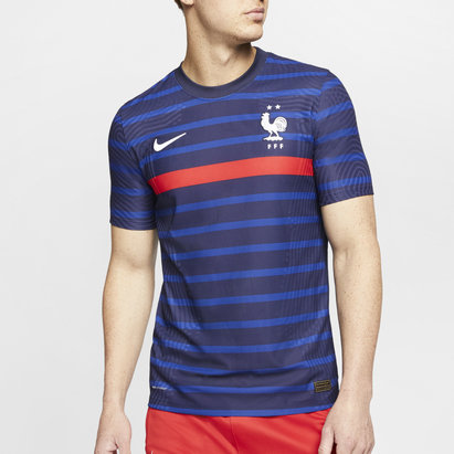Nike France 2020 Home Authentic Match Football Shirt