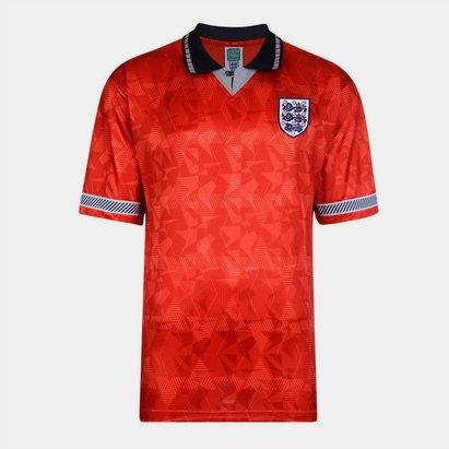Score Draw England 90 Away Football Shirt