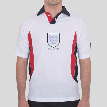 Score Draw England 98 Home Jersey Mens