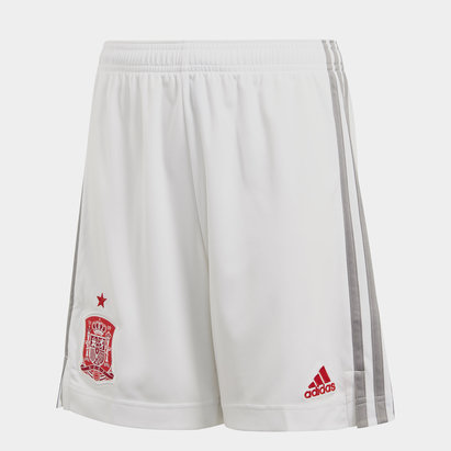 adidas Spain 2020 Kids Away Football Shorts
