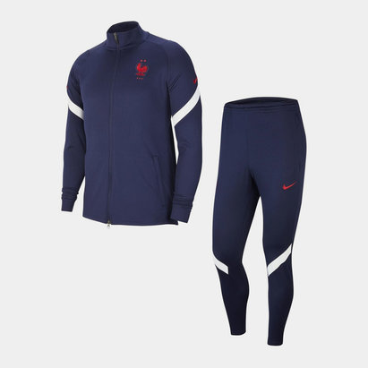 Nike France 2020 Football Tracksuit