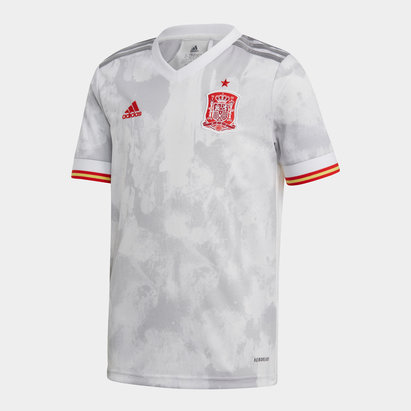 adidas Spain 2020 Kids Away Football Shirt