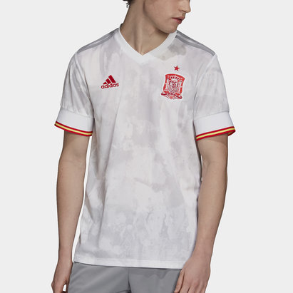 adidas Spain 2020 Away Football Shirt