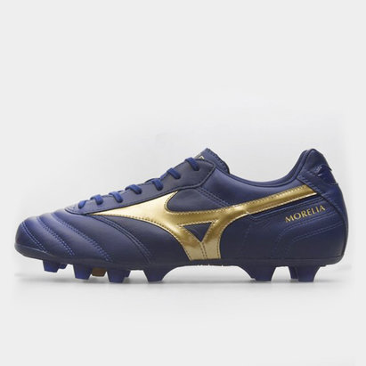 Mizuno Morelia II Firm Ground Football Boots