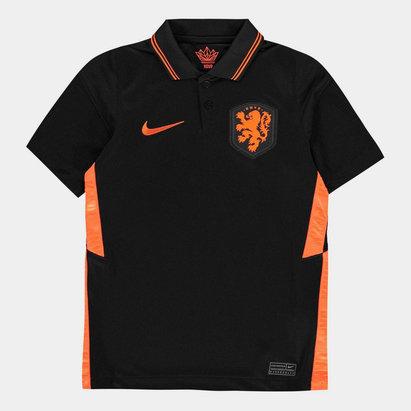 Nike Holland 2020 Kids Away Football Shirt