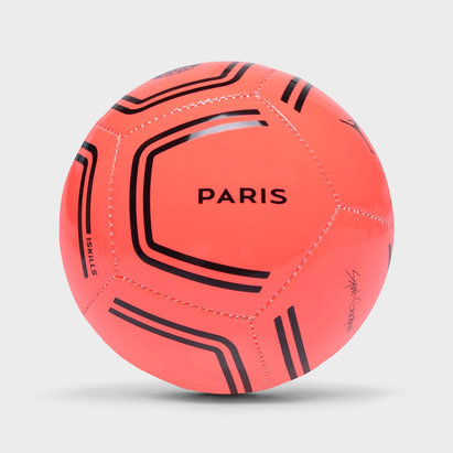 Nike Paris Saint Germain Mini Football Orange