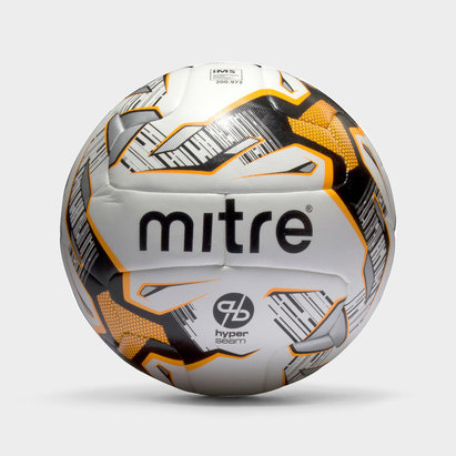 Mitre Ultimatch Hyperseam - Balón de Fútbol