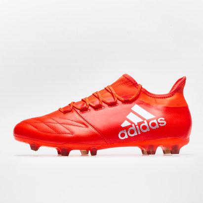 online store 34cfd 20173 adidas X 16.2 FG AG Piel - Botas de Fútbol