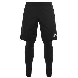 adidas 2in1 Shorts Mens