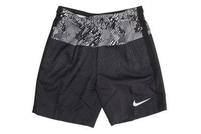Nike Dri-Fit Squad Woven Niños GX - Shorts de Entrenamiento