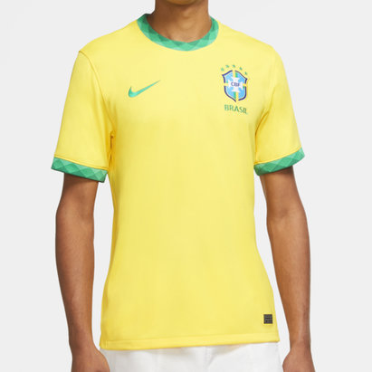 Nike Brazil 2020 Home Football Shirt