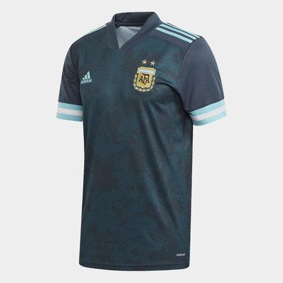 adidas Argentina Away Jersey Juniors