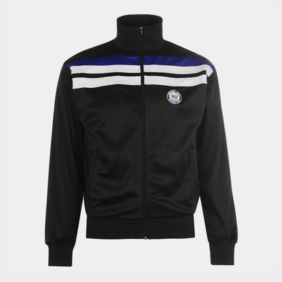 Score Draw NUFC 1982 Retro Track Jacket Mens