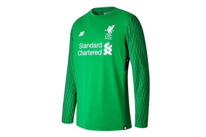 New Balance Liverpool FC 17/18 Niños Portero Primera Equipación M/L - Camiseta de Fútbol