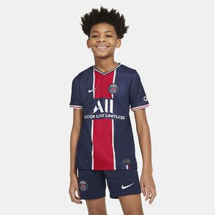 Nike Paris Saint Germain Home Shirt 20/21 Kids