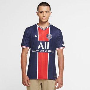 Nike Paris Saint Germain Home Shirt 2020 2021