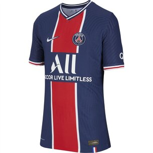 Nike Paris Saint Germain Vapor Home Shirt 20/21 Kids