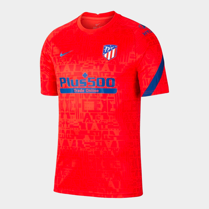 Nike Atletico Madrid Pre Match Shirt 20/21 Mens