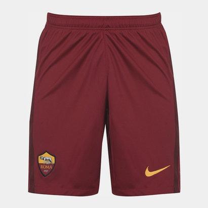 Nike AS Roma Home Shorts 20/21 Mens