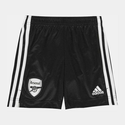adidas Arsenal Home Goalkeeper Shorts 20/21 Kids