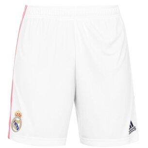 adidas Real Madrid Home Shorts 20/21 Mens