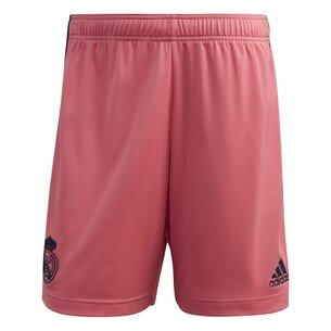 adidas Real Madrid Away Shorts 20/21 Mens