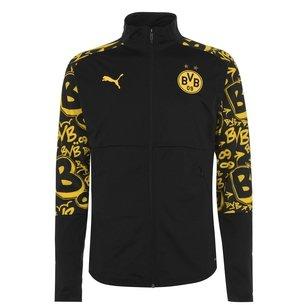 Puma Borussia Dortmund Stadium Jacket 20/21 Mens