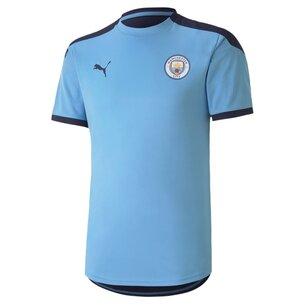 Puma Manchester City Training Shirt 20/21 Mens