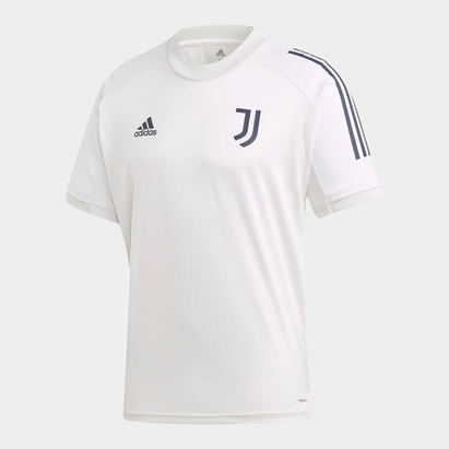 adidas Juventus Training Top 2020 2021 Mens