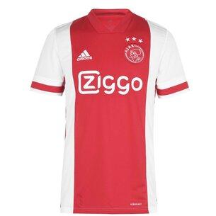 adidas Ajax Home Shirt 20/21 Mens