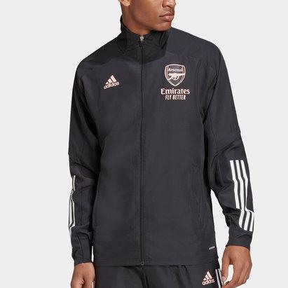 adidas Arsenal Europe Jacket 20/21 Mens