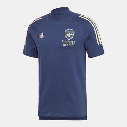 adidas Arsenal T Shirt 20/21 Mens