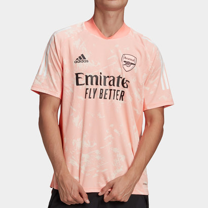 adidas Arsenal European T-Shirt 20/21 Mens