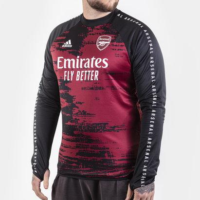 adidas Arsenal Warm Up Top 20/21 Mens