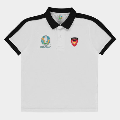 UEFA Euro 2020 Germany Polo Shirt Junior Boys