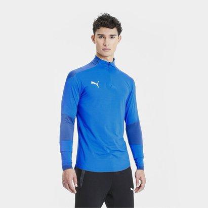 Puma Newcastle United Zip Training Top 20/21 Mens
