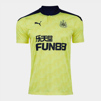 Puma Newcastle United Away Shirt 20/21 Mens