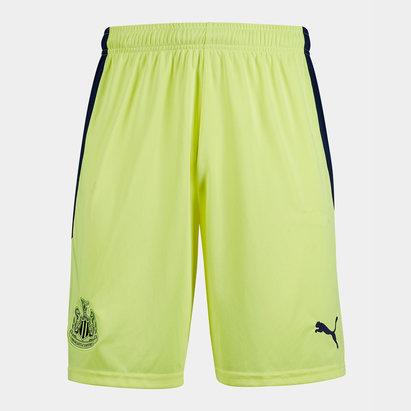 Puma Newcastle United Away Shorts 20/21 Kids