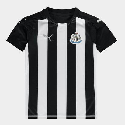 Puma Newcastle United Home Shirt 20/21 Junior