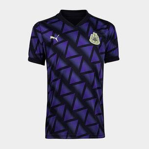 Puma Newcastle United Third Shirt 20/21 Kids