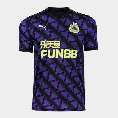 Puma Newcastle United Third Shirt 20/21 Mens