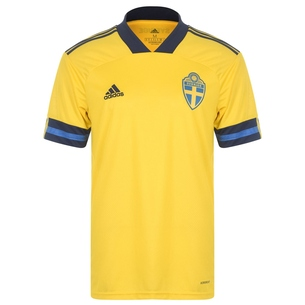 adidas Sweden Home Shirt 2020