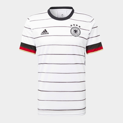 adidas Germany 2020 Home S/S Football Shirt