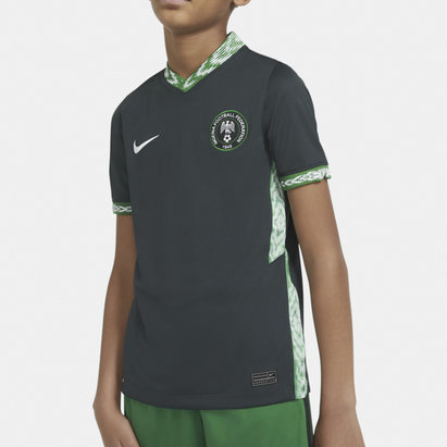 Nike Nigeria Vapor Away Shirt 2020 Junior