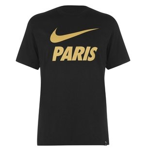 Nike PSG Training T Shirt Mens