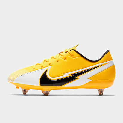 Nike Jr. Mercurial Vapor 13 Academy SG Kids Soft Ground Soccer Cleat