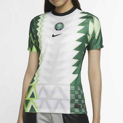Nike Nigeria Home Shirt 2020 Ladies