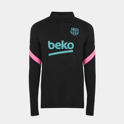 Nike Barcelona European Strike Drill Top 20/21 Mens